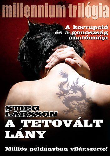 Stieg Larsson: A tetovált lány (Animus, 2009)
