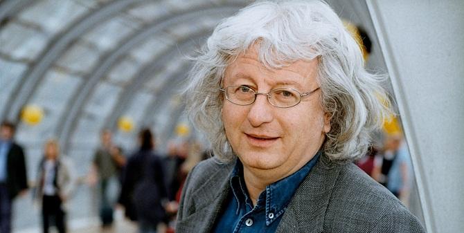 Esterházy Péter (1950-2016) (fotó: Dan Wesker)