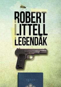 Robert Littell: Legendák (Agave, 2014)