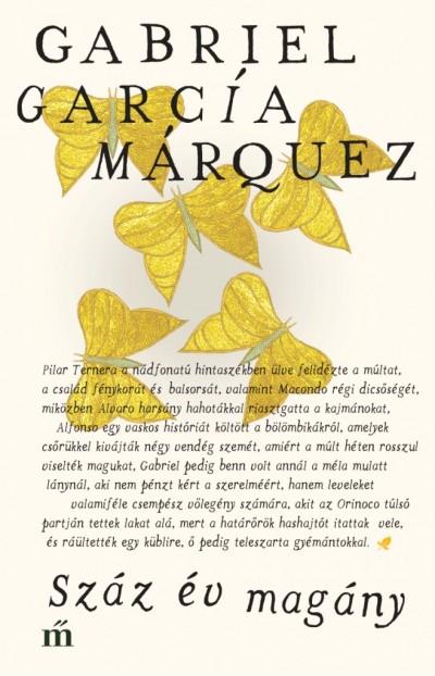 Gabriel García Márquez: Száz év magány (Magvető, 2018)