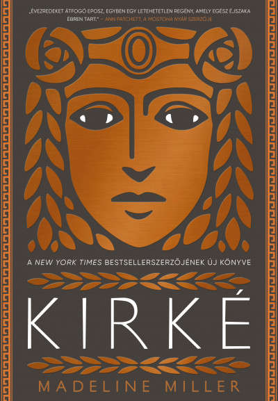 Madeline Miller: Kirké (General Press, 2019)