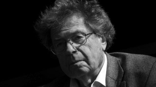 Konrád György (1933-2019) Fotó: MTI