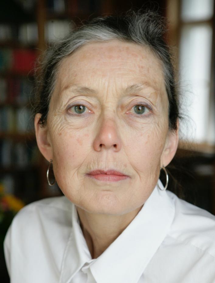 Anne Carson (fotó: Annette Hornischer)