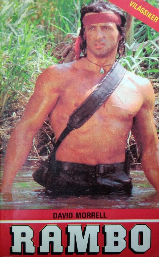 David Morrell: Rambo (Victoria, 1989)
