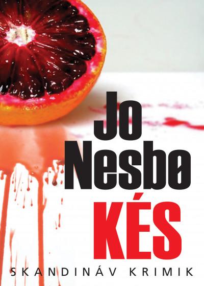 Jo Nesbo: Kés (Animus, 2019)