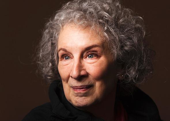 Margaret Atwood (fotó: Mark Blinch/Reuters)