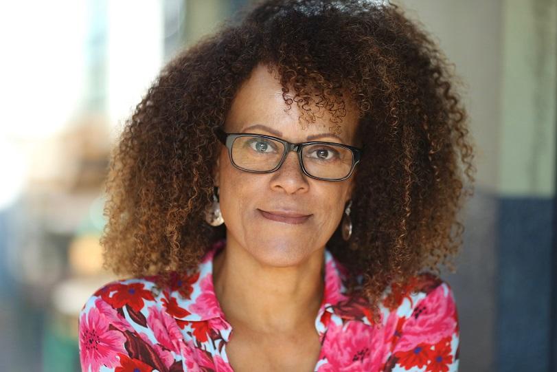 Bernardine Evaristo (fotó: Jennie Scott)