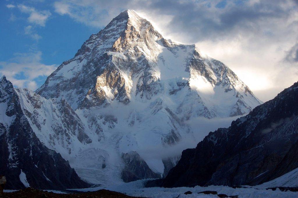 A világ második legmagasabb hegye, a K2