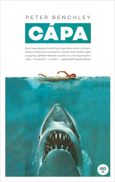 Peter Benchley: Cápa (21. Század Kiadó, 2019)
