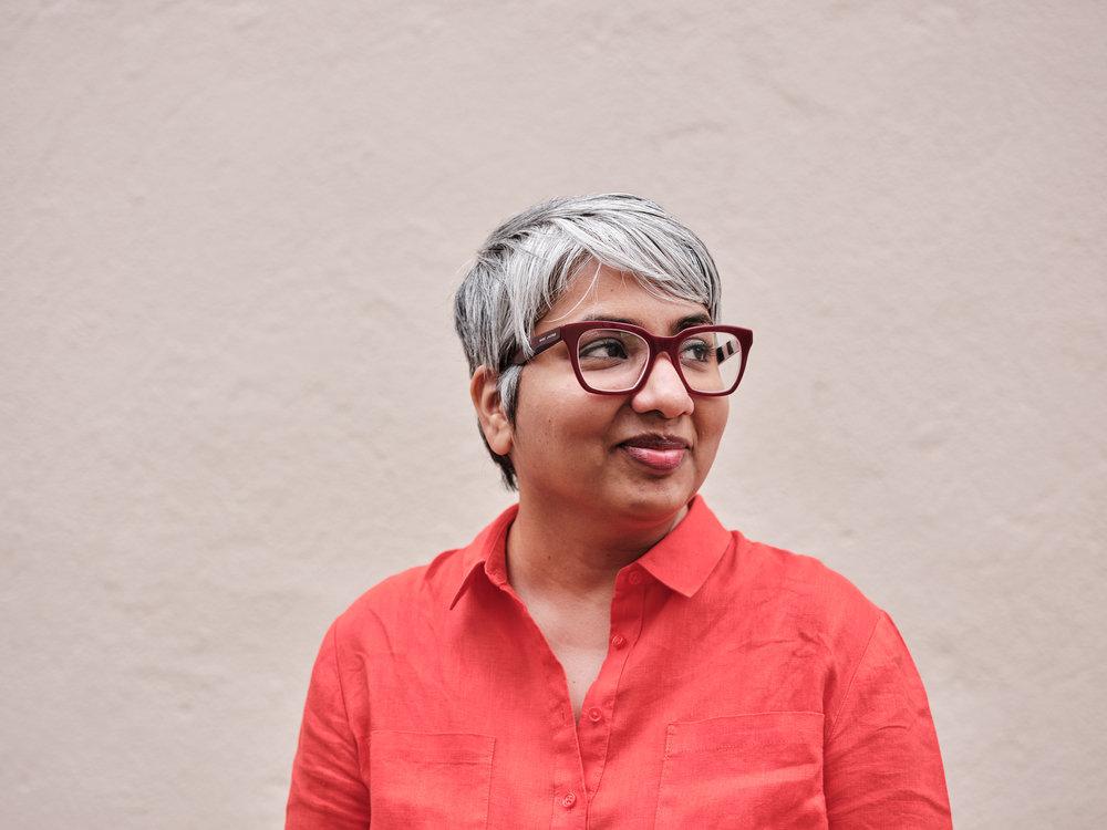 Deepa Anappara (fotó: Liz Seabrook)