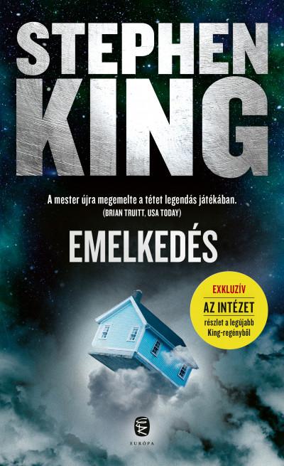 Stephen King: Emelkedés (Európa Könyvkiadó, 2020)