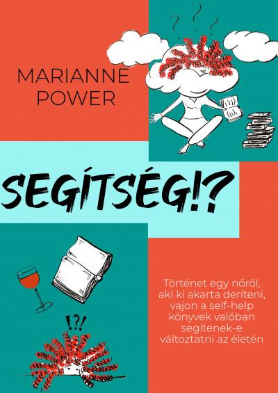 Marianne Power: Segítség!? (Cor Leonis, 2020)
